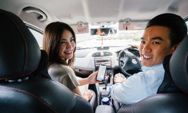 Gode rideshare apps at bruge