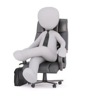 skrivebordsstol