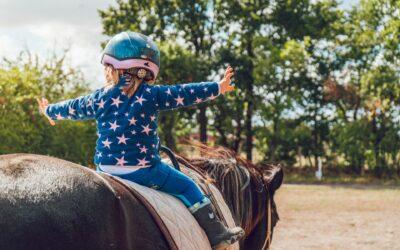 Få mest ud af en dag på hesteryg