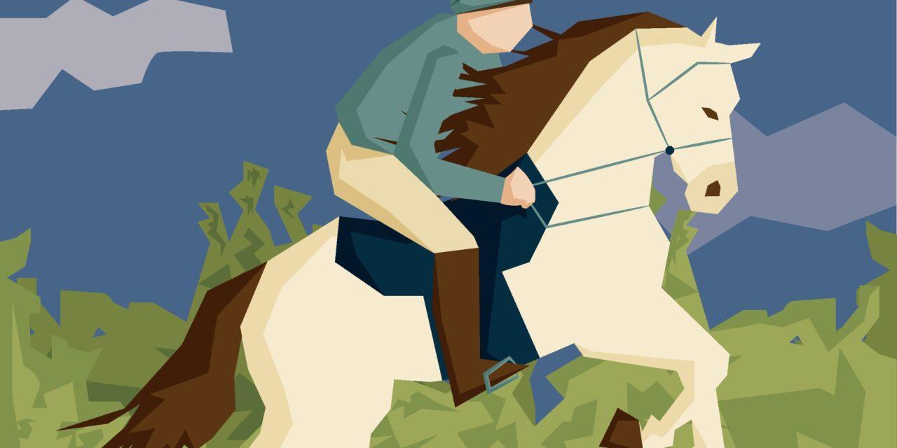 Tips når du skal til første hestevæddeløb