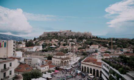 Athen – Grækenlands paradis